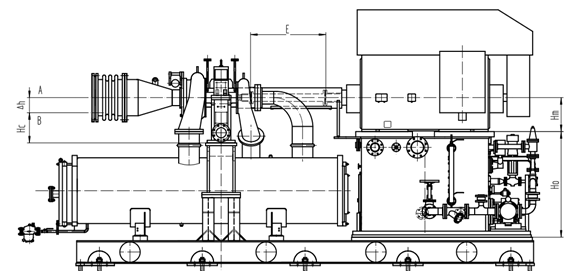 高炉热风炉废气加压替代氮气的应用实践
