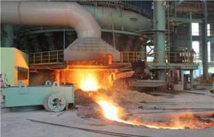 马来西亚联合钢铁厂1号高炉点火试生产
