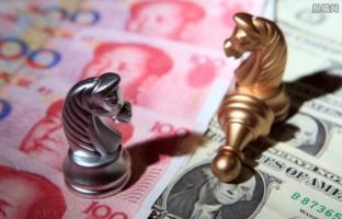 在岸人民币对美元开盘小幅回调 本周中间价累计调升50个基点