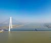 """""""最宽长江大桥""""通车 2.8万吨桥梁钢沙钢独家供"""